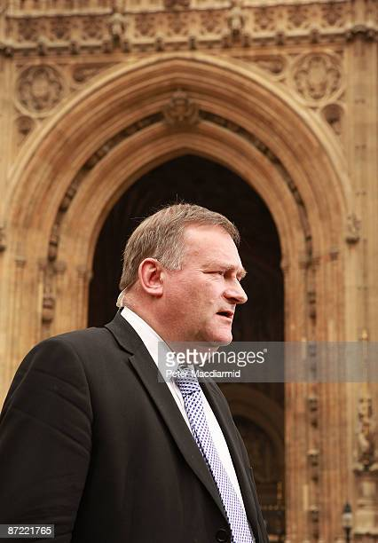 Labour Party Chief Whip Nick Brown talks to reporters on May 14 2009 in outside Parliament in London The Daily Telegraph has run seven days of...