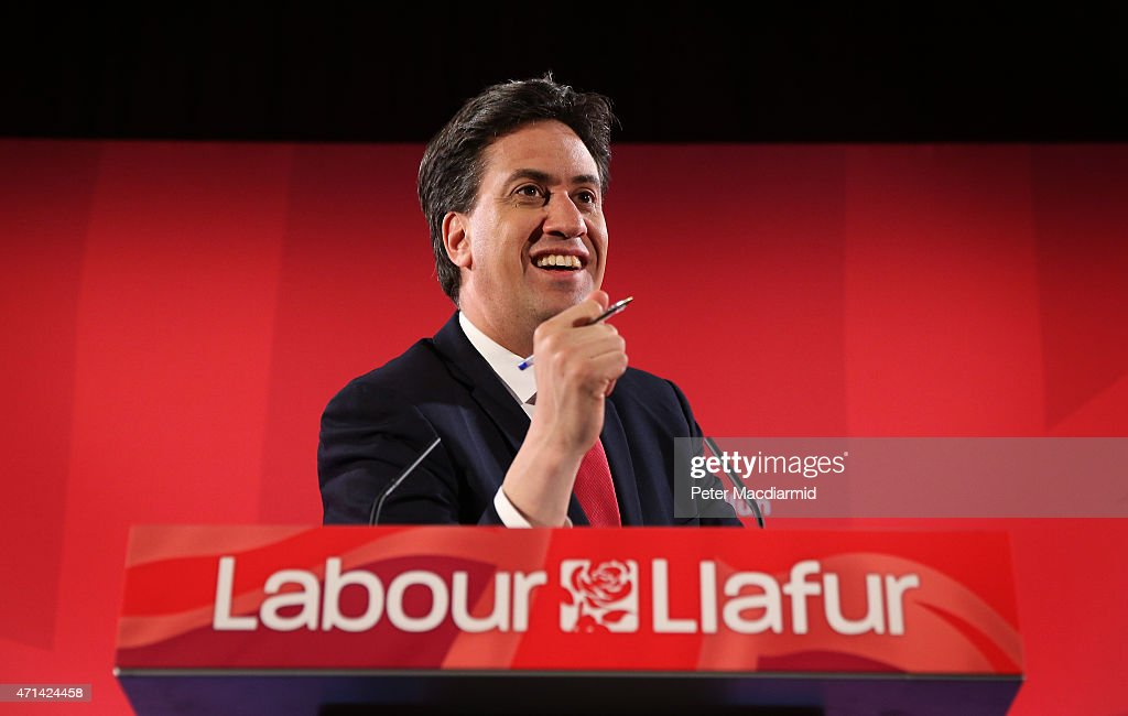 The UK General Election 2015 - Day 30