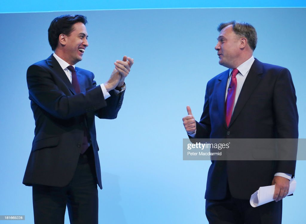The Labour Party Annual Conference : News Photo