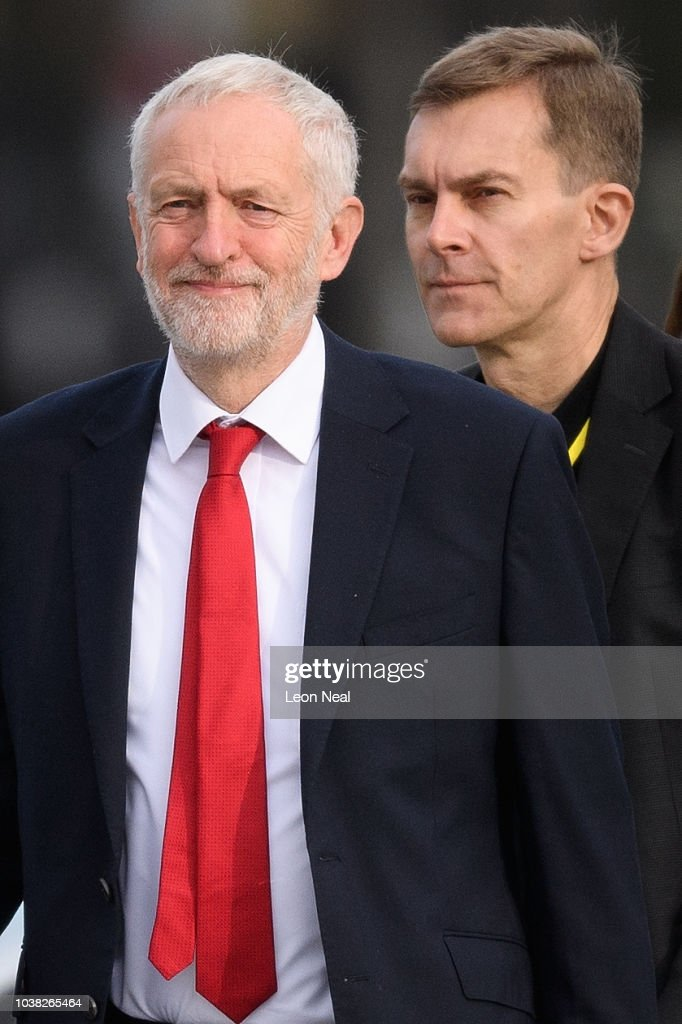 2018 Labour Party Conference - Day One