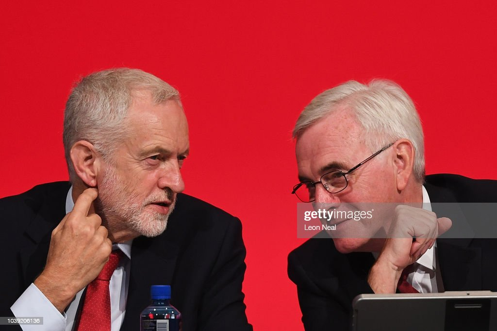 2018 Labour Party Conference - Day Two