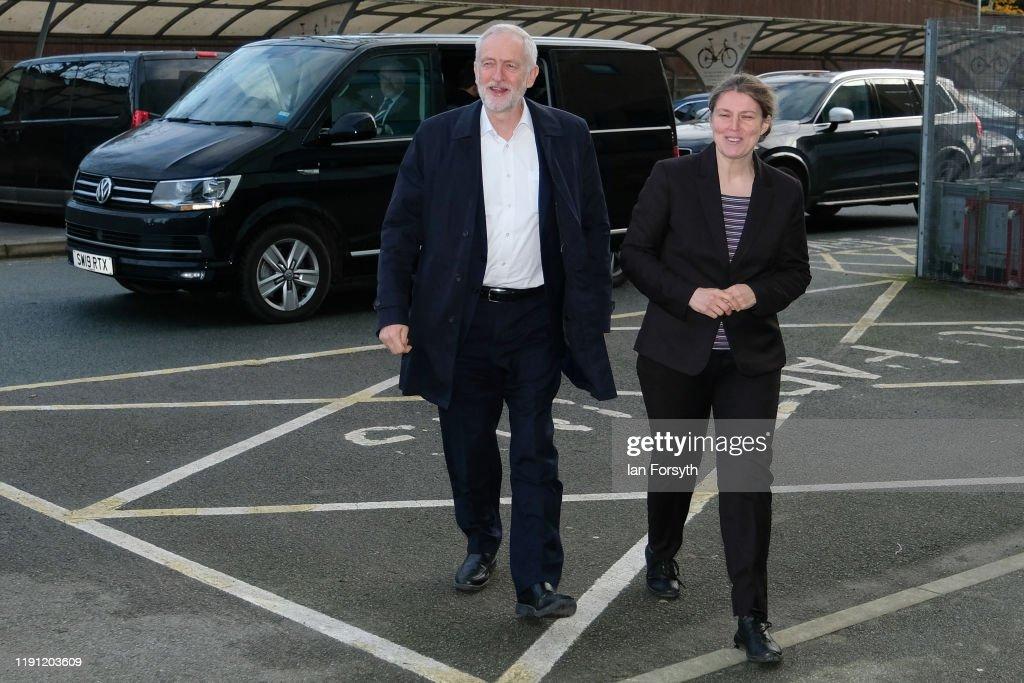 Placeholder: Corbyn Announces Foreign Policy In York : Fotografía de noticias