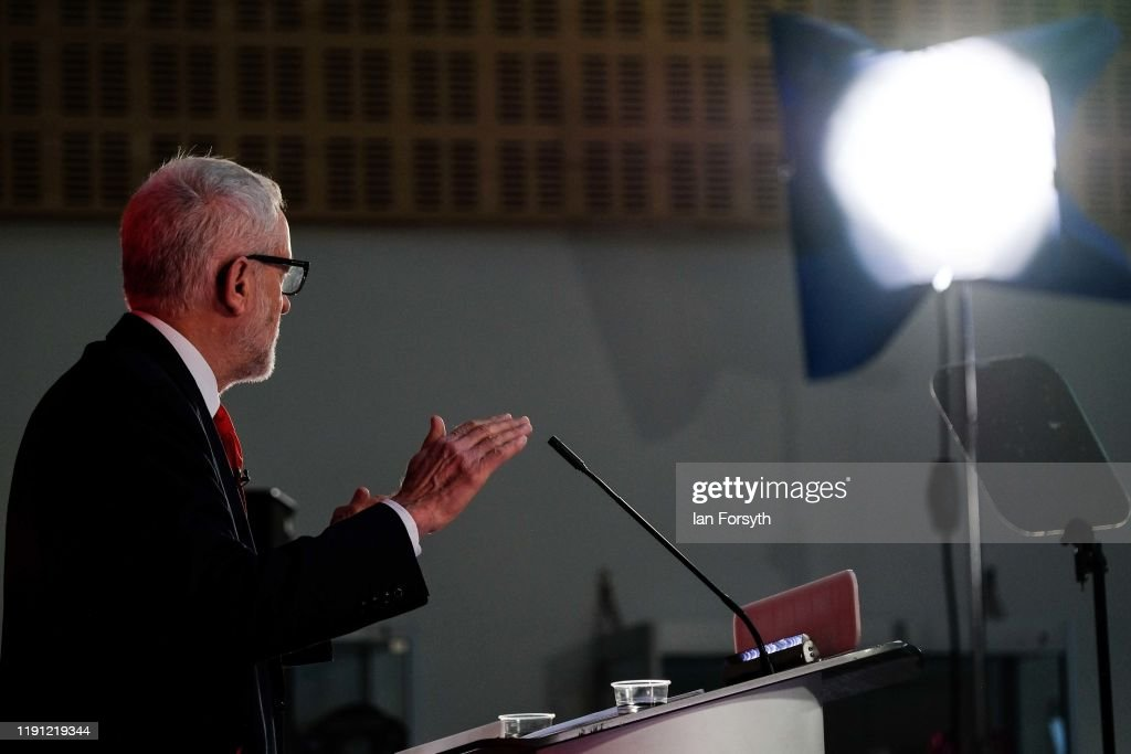 Corbyn Announces Foreign Policy In York : News Photo