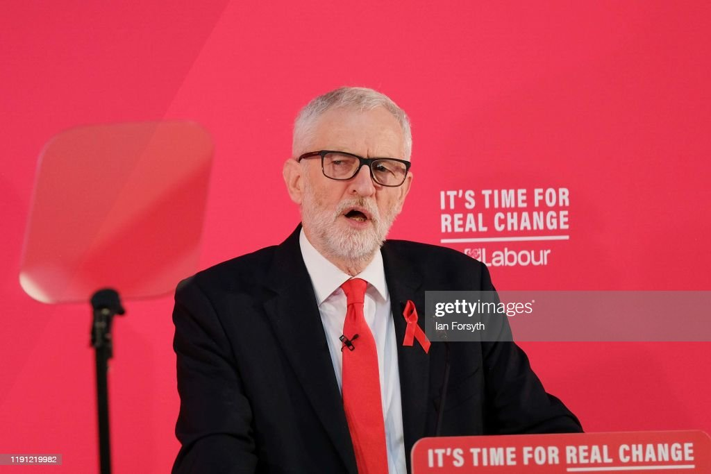 Corbyn Announces Foreign Policy In York : ニュース写真