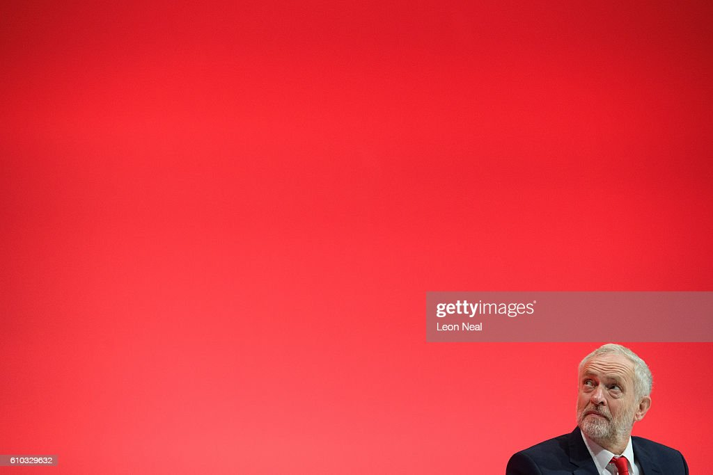 Labour Party Conference - Day One : News Photo