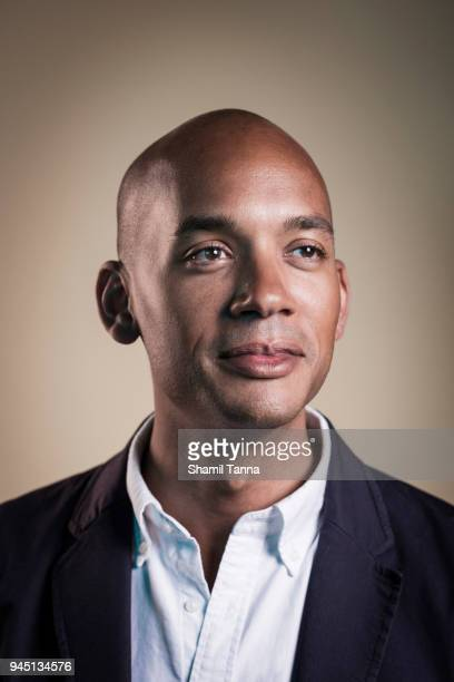 Labour party politician Chuka Umunna is photographed for the Guardian newspaper on May 31 2016 in London England