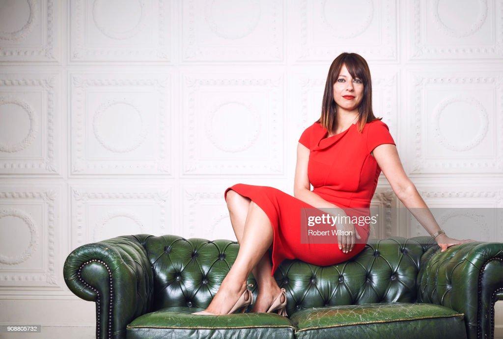 Gloria De Piero, Times magazine UK, July 29, 2017 : News Photo