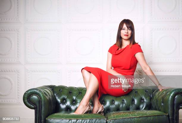 Labour Party politician Gloria De Piero is photographed for the Times magazine on July 18 2017 in London England