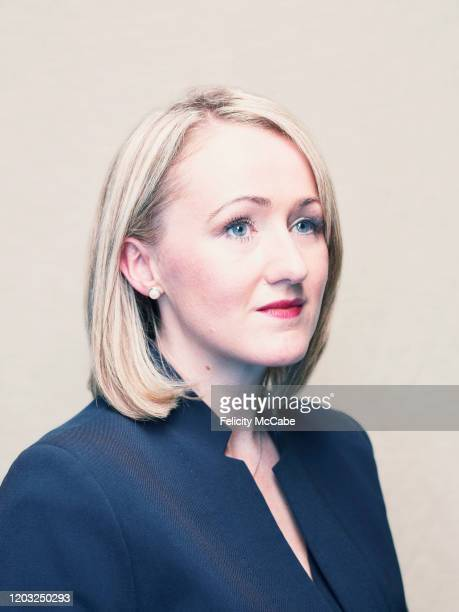 Labour Party politician Rebecca Long Bailey is photographed on November 5 2018 in London England