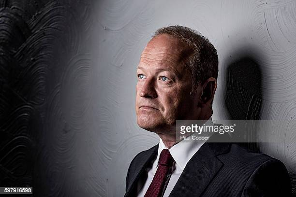 Labour party politician Simon Danczuk is photographed for the Sunday Times on August 18, 2016 in Rochdale, England.