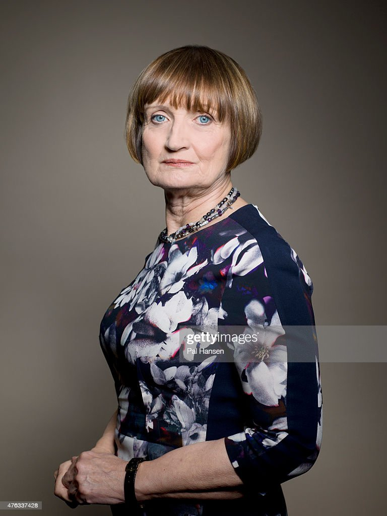 UK Labour party politician Tessa Jowell is photographed for ES magazine on December 16, 2014 in London, England.