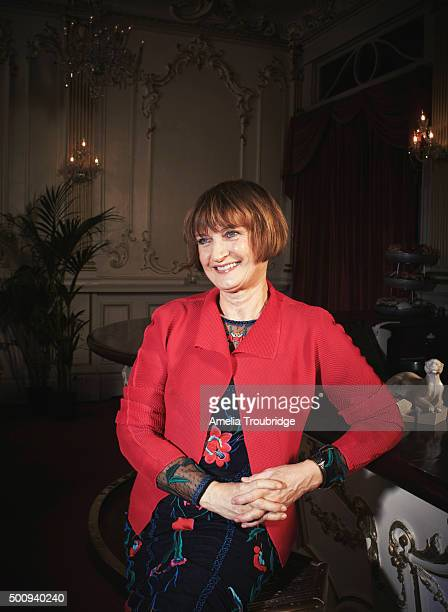 Labour party politician Tessa Jowell is photographed for ES magazine on September 8 2014 in London England