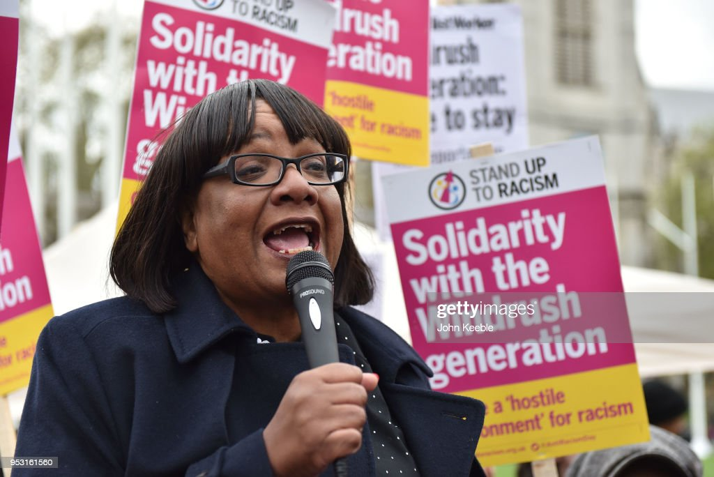 Stand Up to Racism Windrush Amnesty Demo