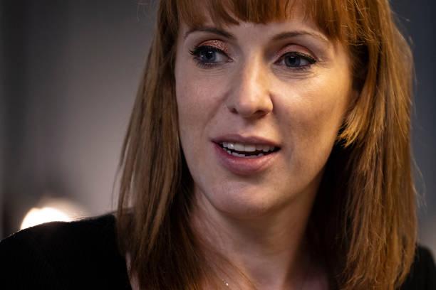 GBR: Angela Rayner Visits London Social Enterprise Hub