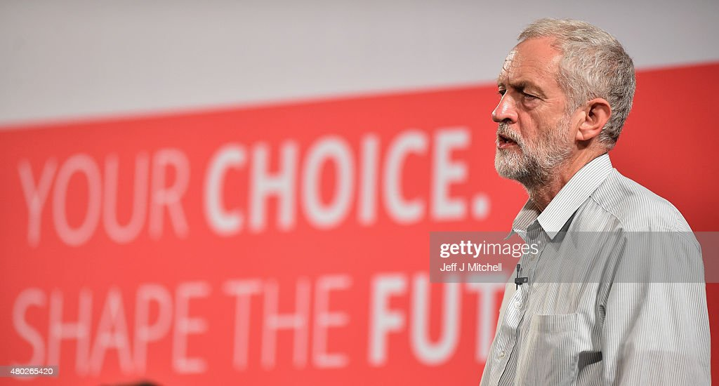 UK Labour Party Leader ship Hustings : News Photo