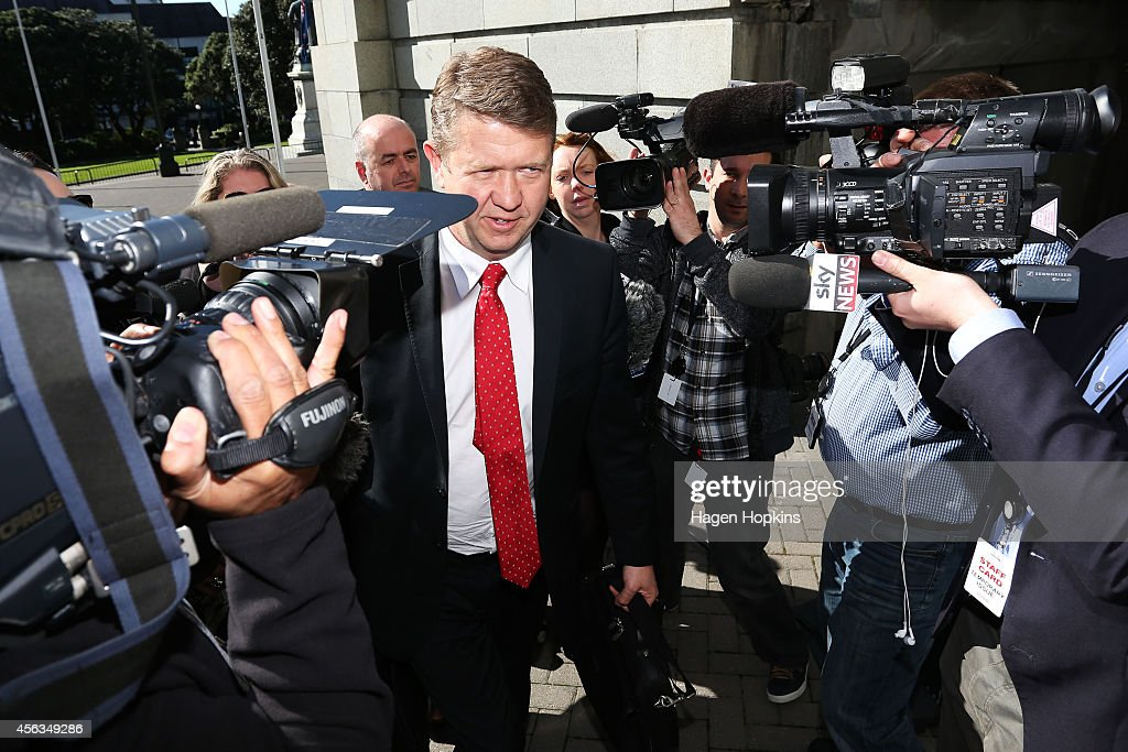 David Cunliffe Resigns as Labour Leader