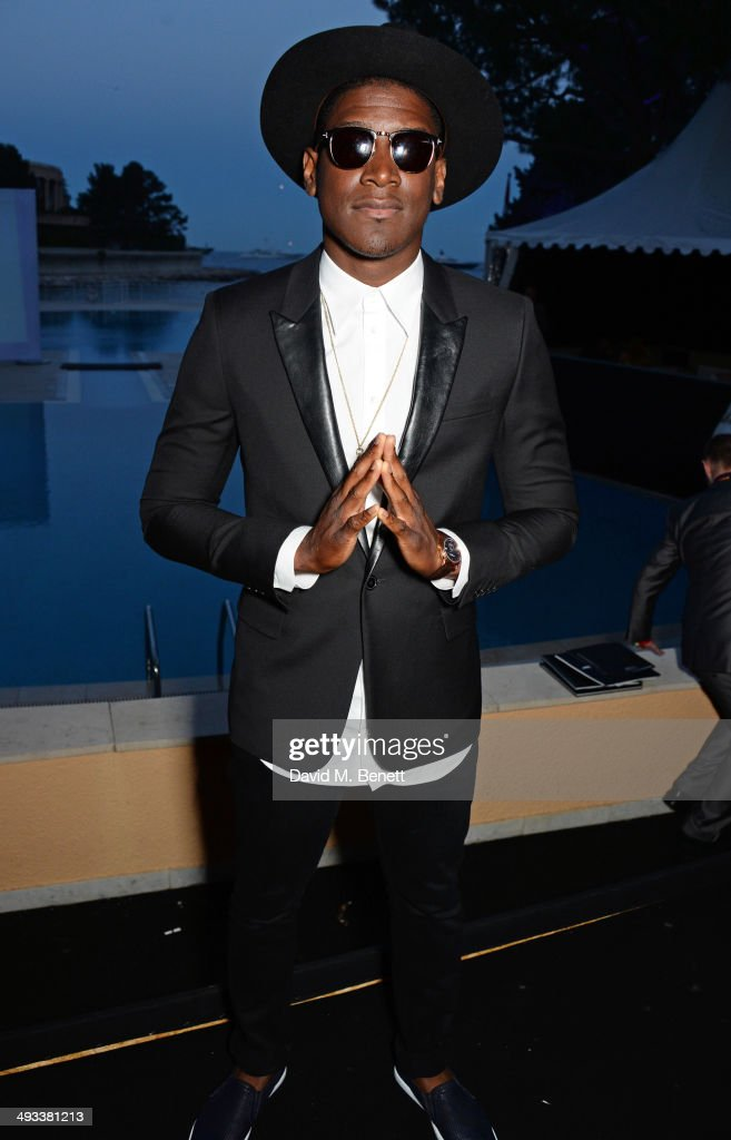 Labrinth attends the Amber Lounge 2014 Gala at Le Meridien Beach Plaza Hotel on May 23, 2014 in Monaco, Monaco.