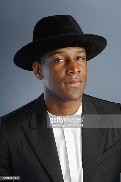 Labrinth attends the MTV EMA's 2014 at The Hydro on November 9 2014 in Glasgow Scotland