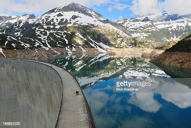 Lac d'Emosson Dam
