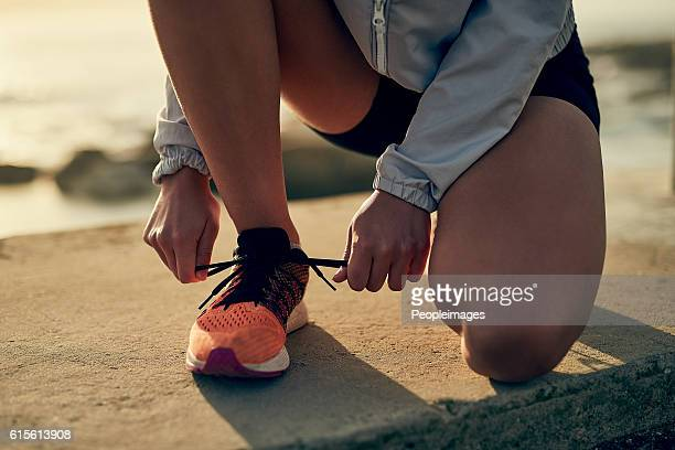 Lace up and get out there