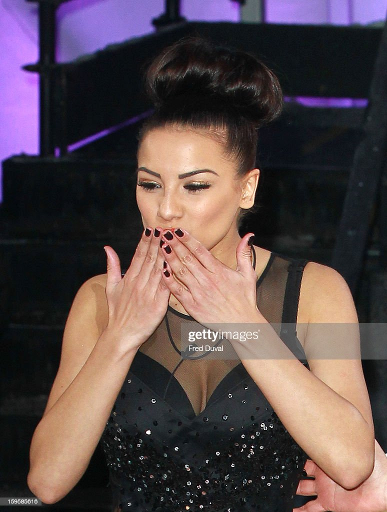 Lacey Banghard is the 3rd celebrity evicted from the Big Brother house at Elstree Studios on January 16, 2013 in Borehamwood, England.