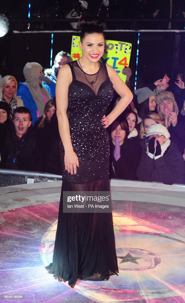 Lacey Banghard dashes through Celebrity Big Brother house
