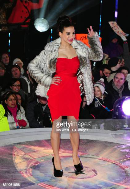 Lacey Banghard returns to Celebrity Big Brother filmed at the Elstree Studios in London
