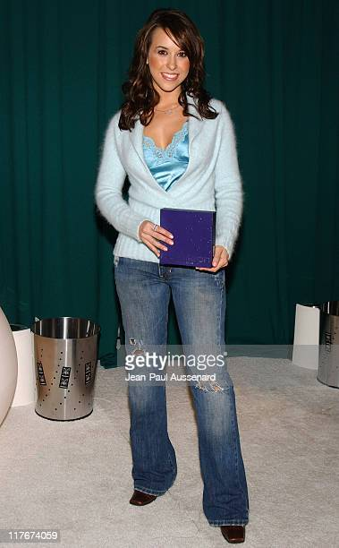 Lacey Chabert at Napoleon Perdis Cosmetics during Silver Spoon PreGolden Globe Hollywood Buffet Day 1 at Private Residence in Los Angeles California...