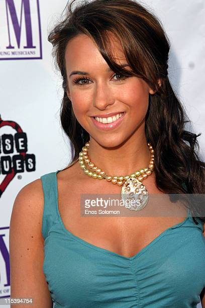 Lacey Chabert during 13th Annual American Society Of Young Musicians Spring Benefit Concert And Awards Show at House Of Blues in Los Angeles United...