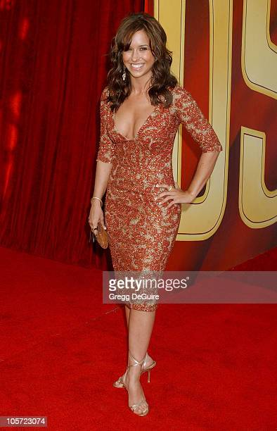 Lacey Chabert during 2005 MTV Movie Awards - Arrivals at Shrine Auditorium in Los Angeles, California, United States.