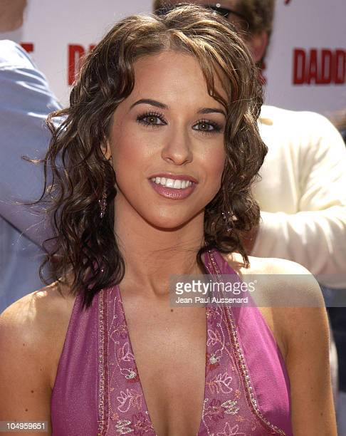 Lacey Chabert during 'Daddy Day Care' Premiere Benefiting the Fulfillment Fund at Mann National Westwood in Westwood California United States