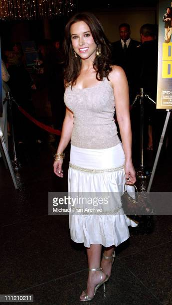 Lacey Chabert during Dirty Deeds Los Angeles Premiere Arrivals at Directors Guild of America in West Hollywood California United States
