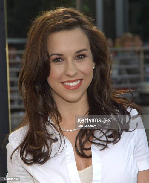 """Lacey Chabert during """"Lemony Snicket's A Series Of Unfortunate Events"""" World Premiere - Arrivals at Grauman's Chinese Theater in Hollywood,..."""