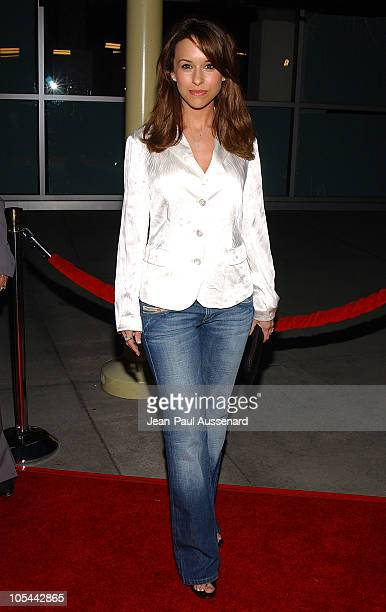 Lacey Chabert during 'Shade' World Premiere Arrivals at Arclight Cinemas in Hollywood California United States