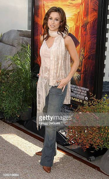 "Lacey Chabert during ""The Wild Thornberrys Movie"" Premiere at Cinerama Dome in Hollywood, California, United States."