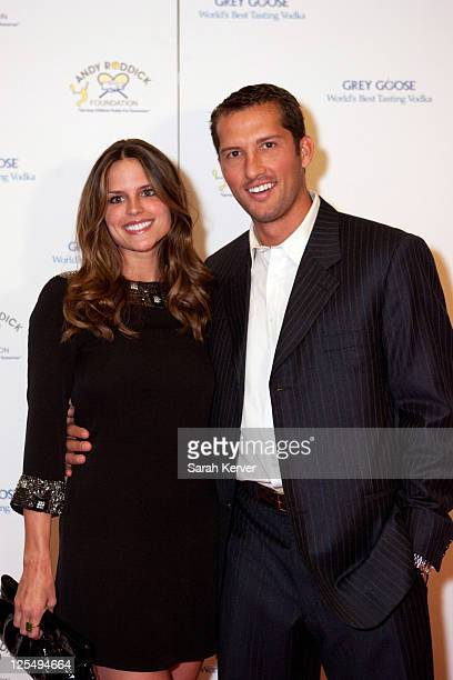 Lacey Street and Huston Street attend the Andy Roddick Foundation Charity Gala at the Hilton Austin on December 4 2010 in Austin TX