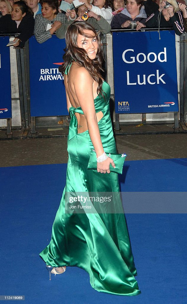 National Television Awards 2005 - Arrivals