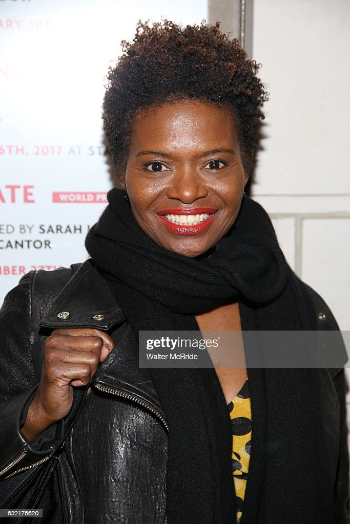 """August Wilson's """"Jitney"""" Broadway Opening Night - Arrivals & Curtain Call"""