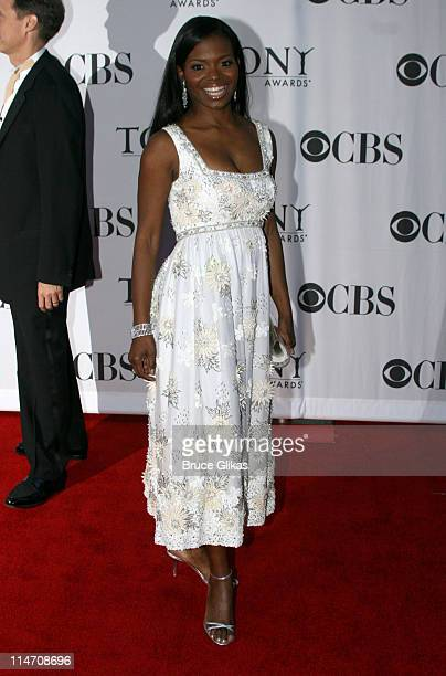 LaChanze nominee for Best Performance by a Leading Actress in a Musical for The Color Purple