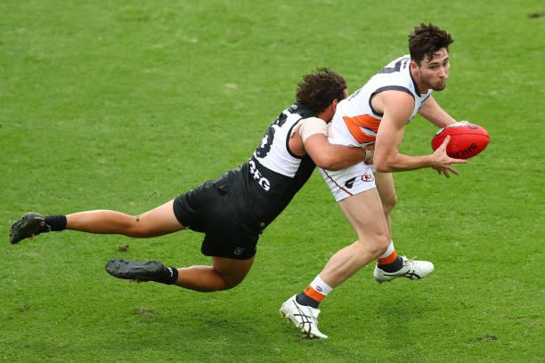 AUS: AFL Rd 6 - Port v GWS