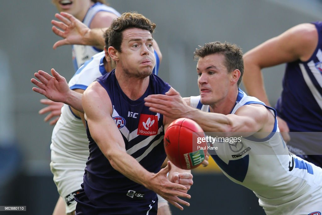 AFL Rd 10 - Fremantle v North Melbourne