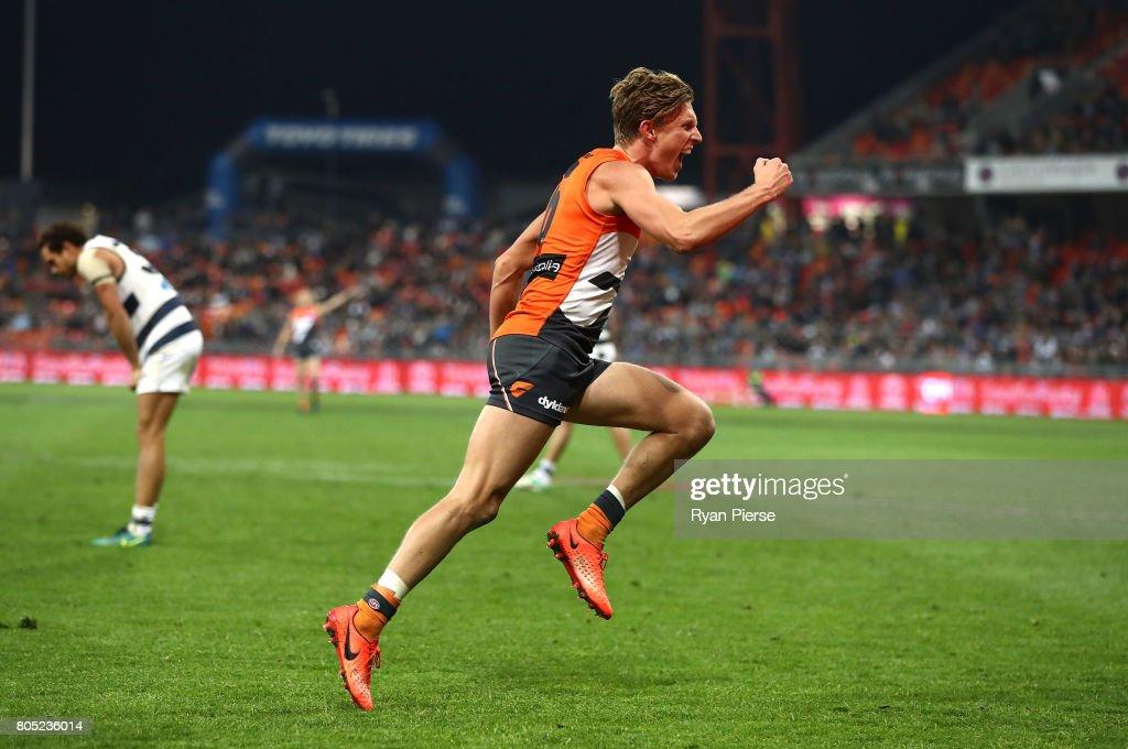 AFL Rd 15 - GWS v Geelong