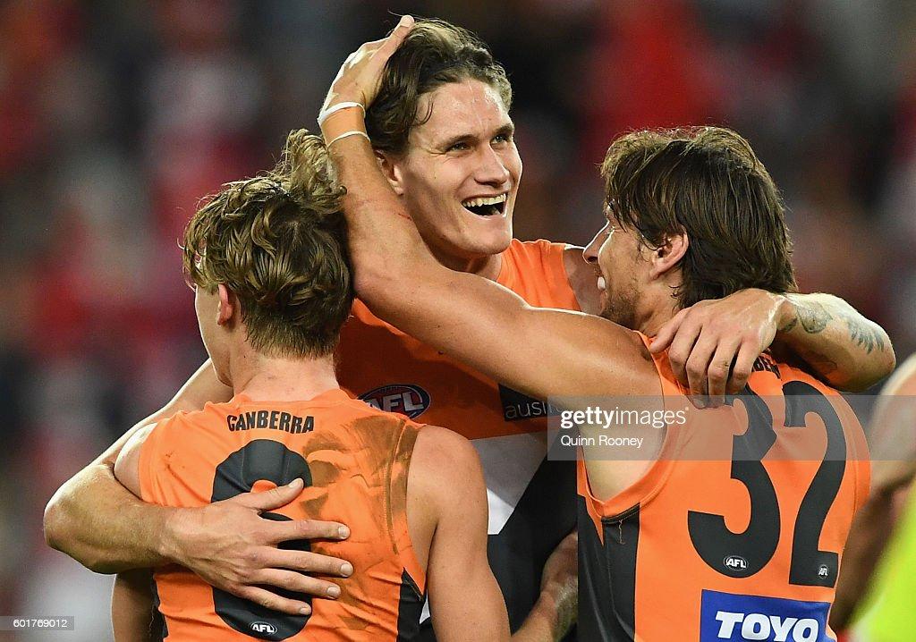 AFL First Qualifying Final - Sydney v GWS