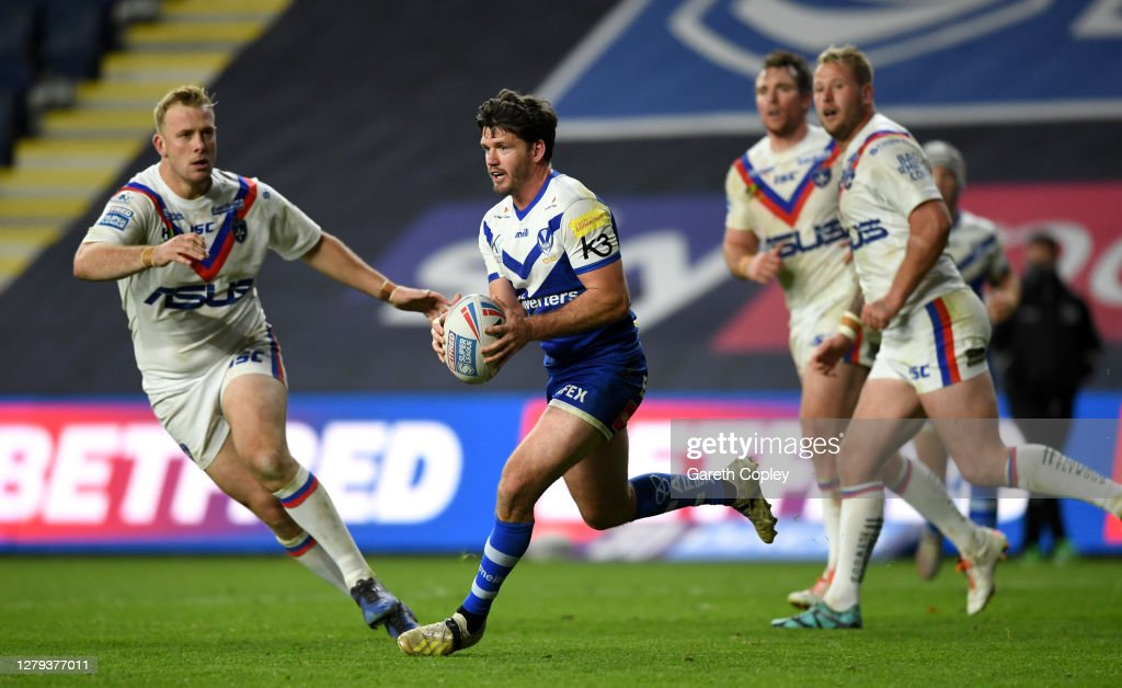 Wakefield Trinity v St Helens - Betfred Super League : News Photo