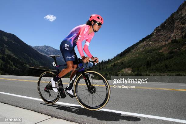 Lachlan Morton of Australia and Team EF Education First / during the 15th Larry H. Miller Tour of Utah 2019, Prologue a 5,3km Individual Time Trial...