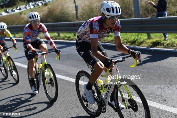 Lachlan Morton of Australia and Team EF Pro Cycling / during the 103rd Giro d'Italia 2020, Stage Eleven a 182 km stage from Porto Sant'Elpidio to...
