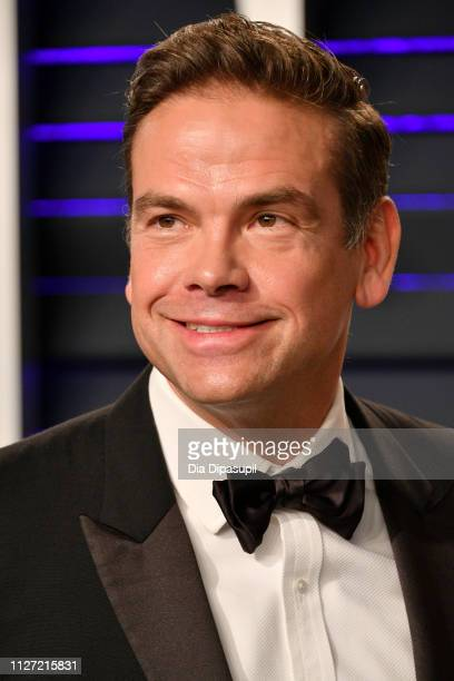 Lachlan Murdoch attends the 2019 Vanity Fair Oscar Party hosted by Radhika Jones at Wallis Annenberg Center for the Performing Arts on February 24,...