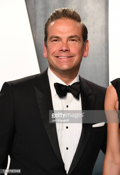 Lachlan Murdoch attends the 2020 Vanity Fair Oscar Party hosted by Radhika Jones at Wallis Annenberg Center for the Performing Arts on February 09,...