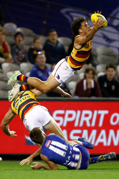 AUS: AFL Rd 4 - North Melbourne v Adelaide