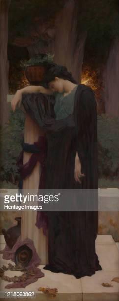 Lachrymae 189495 Artist Frederic Leighton